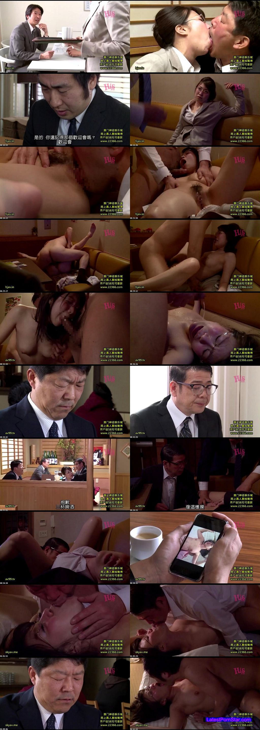 [BNSPS-368] とある会社社長の寝取られ願望… 社員全員と関係をもってしまった妻 上野菜穂