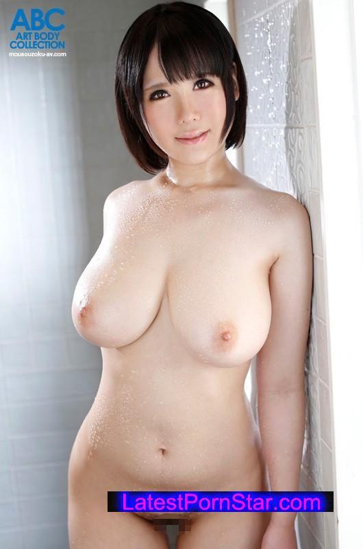 [BOMN-144] 二葉しずくBest Jカップ110cm美爆乳を揉んで舐めてセックス!