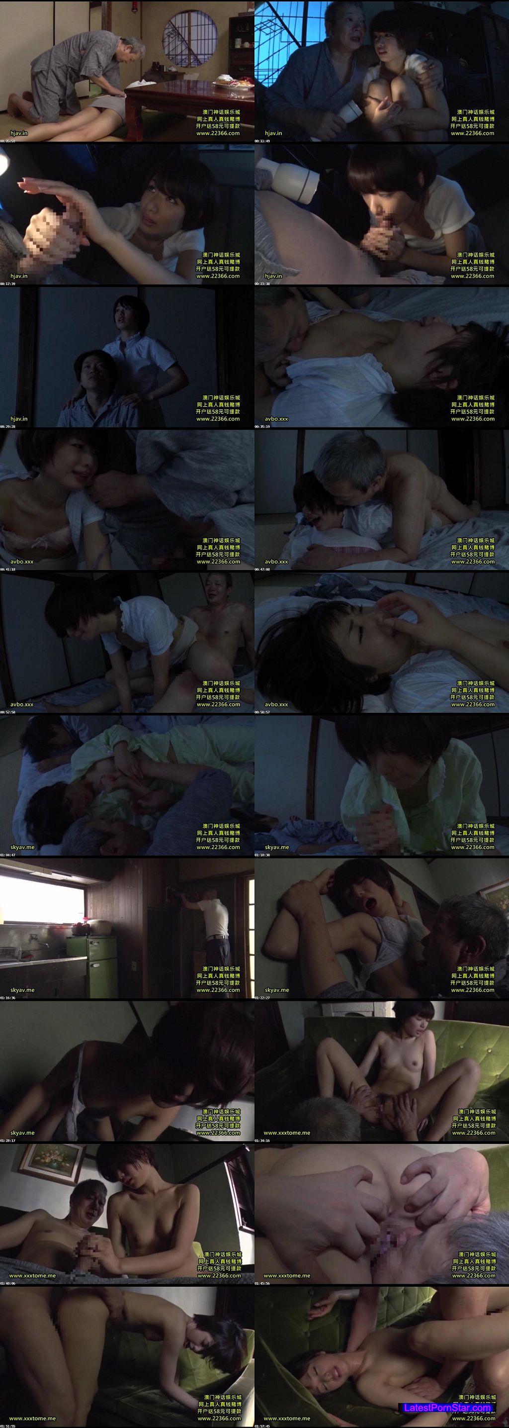 [DVAJ-0081] 停電中に義父に抱かれる若妻 川上奈々美
