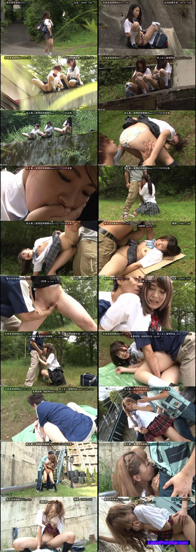 [FSET-581] 下校中に野ションする女子校生