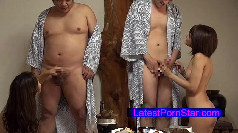[MIST-082] 観光に訪れる男たちを村娘の下品な性接待で中出しさせて妊娠したら婿に入ってこの村に住めと承諾させる温泉宿 2