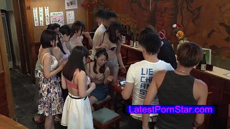 [SAMA-924] 都内某相席居酒屋でヤリまくりコンパ!!