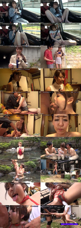[SORA-081] 新人女子アナ初めての野外ロケ 朝桐光