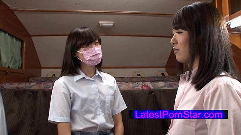 [AMM-018] 初めてのレズベロチューからの…AV女優のテクでイカされた素人お嬢さんら5人