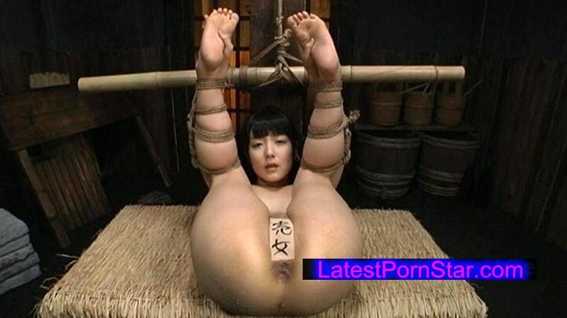 [GTJ-048] 縄・女囚拷問 菊門被虐花 有本紗世