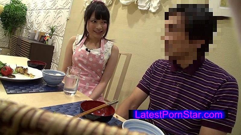 [MCSR-195] 「ぅん…キスっ…気持ちぃ。」 おじさん食堂07 トロンとした表情でディープキスをおねだりする奥さんの手料理とセックスが二つの意味でオイシイ。 なつめ愛莉