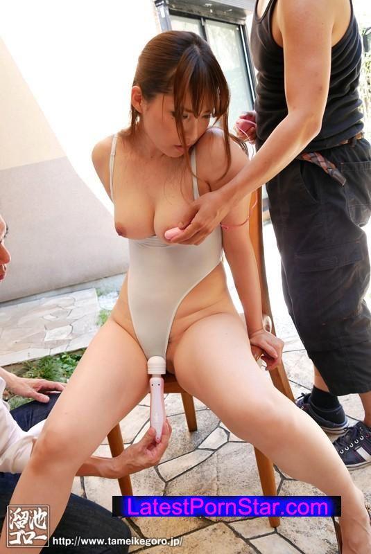 [MEYD-088] 旦那の趣味で子供服を着せられた38歳本物人妻 神谷秋妃