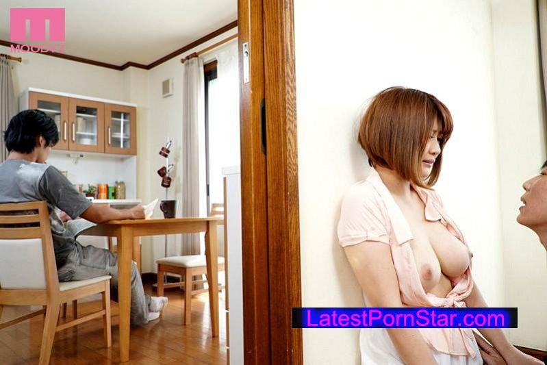 [MIAD-843] 若妻の家族を騙して巨乳を貪る非道ショタ 推川ゆうり