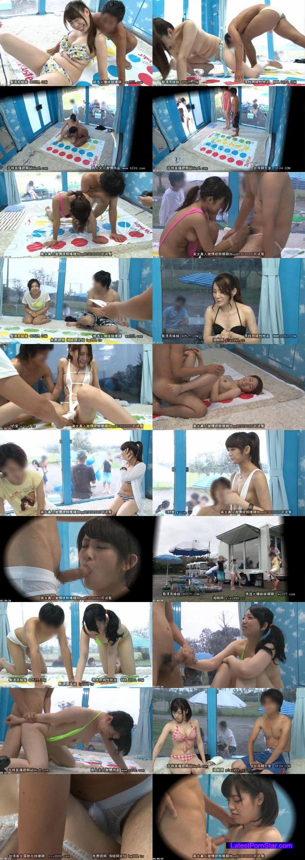 [SDMU-274] マジックミラー号に海水浴に来ている友達同士の男女が初乗車!ハレンチ水着でツ●スターゲームをやって股間を擦り付け合ったら火が付いて'ひと夏の思い出SEX'までしてしまうのか!?