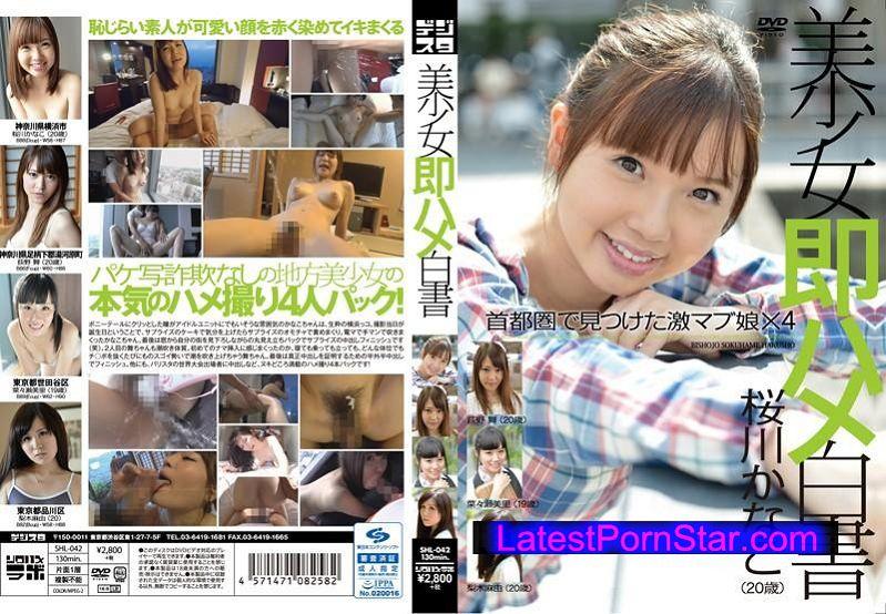[SHL-042] 美少女即ハメ白書 42