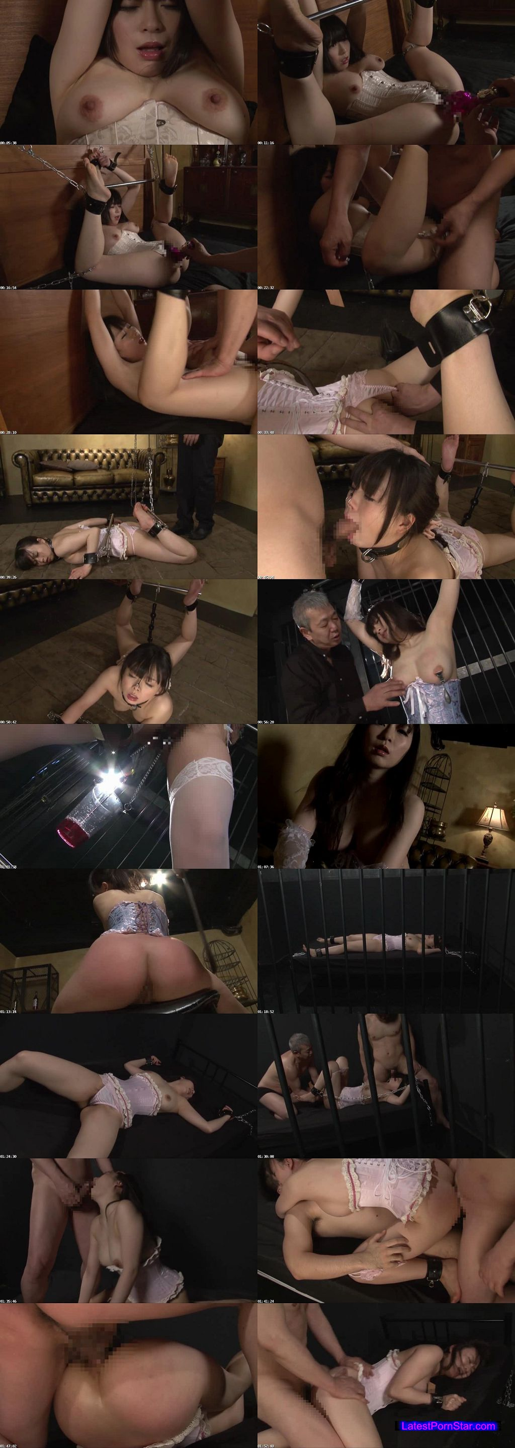 [TOLL-001] M DOLES THE BONDAGE CORSET GIRL FETISH 羽月希