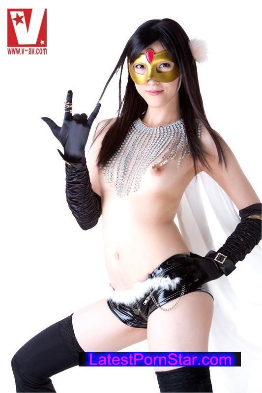 [VICD-307] 美聖女仮面ピュアラス 絶望ヒロイン拷問処刑 飯岡かなこ