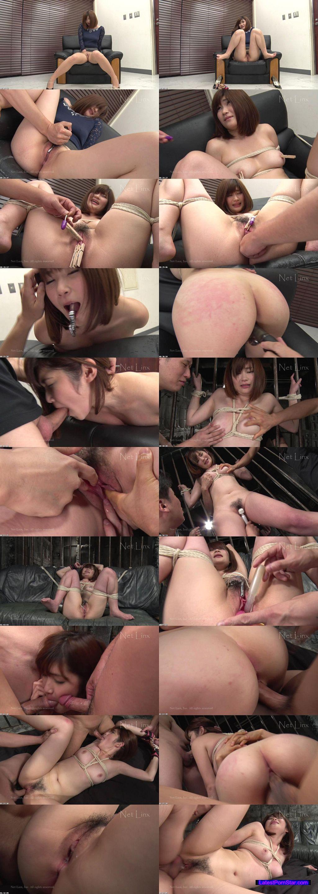 Tokyo Hot n1101 絶叫ドM調教従順雌犬教育