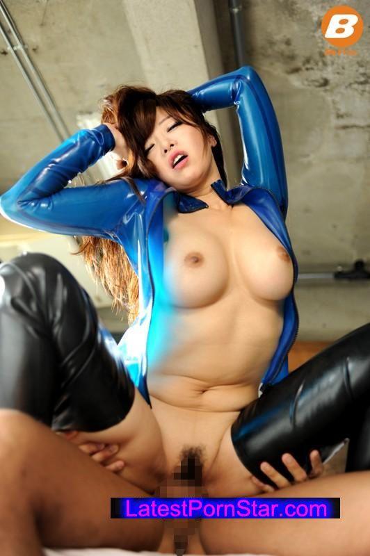 [BF-427] Rubber Lady ラバーに興奮する女 KAORI
