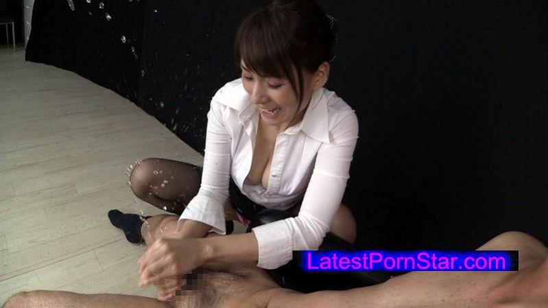 [DJSK-077] 淫らな言葉ぶっかけてあげるわ 官能淫語プレイ 大場ゆい