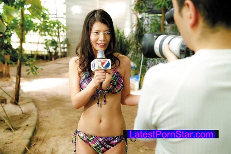 [GDTM-099] 私セクシー女優じゃありません!新人グラビアアイドル偽温泉番組レポート! 大人気スパリゾート編