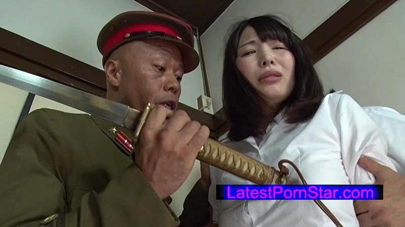 [HBAD-297] 昭和女のエレジー 不条理な時代犯されるのは美しい女達 陵辱母娘