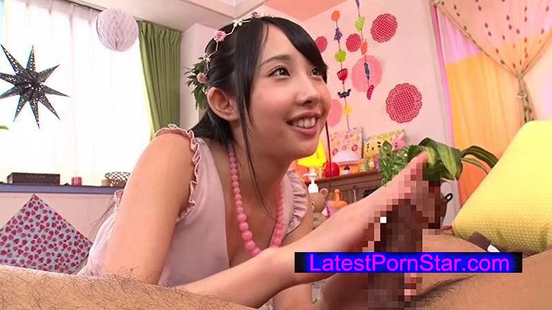 [HODV-21124] 男を凄まじい射精へ導くアイドルの有頂天オ◯◯ポマッサージ◆ Super Idol Massage For Super Shot!! 宇佐美まい