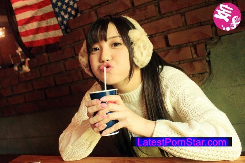 [KTKP-031] 発掘し隊 天然原石少女 生まれは韓国、育ちは滋賀で育ったコリアンハーフGカップちゃん 亜莉西