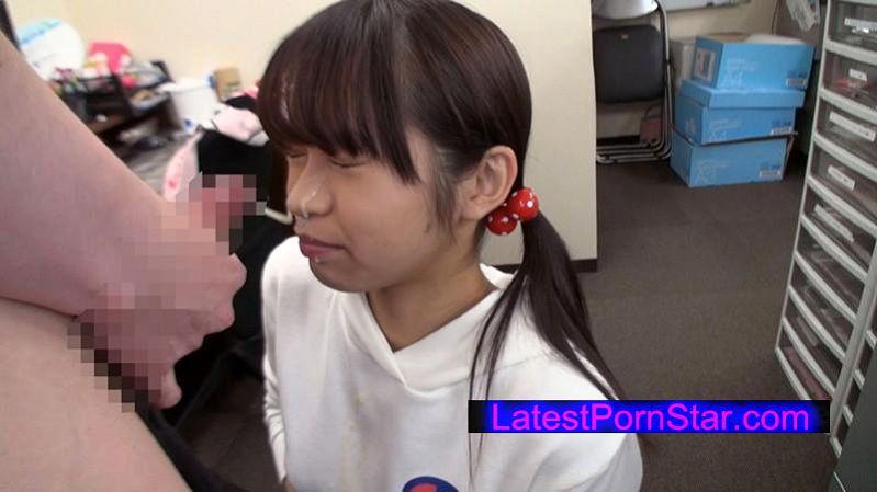 [LOVE-240] 139cmロリっこ青田買い☆東南アジアにいそうな顔立ちの健康的小麦色肌ロリ少女上京即撮り一番乗り 芦田かれん