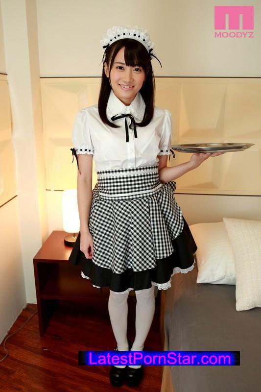 [MIAD-859] おしゃぶりフェラチオ ご奉仕メイドカフェにようこそ♪ 大島美緒