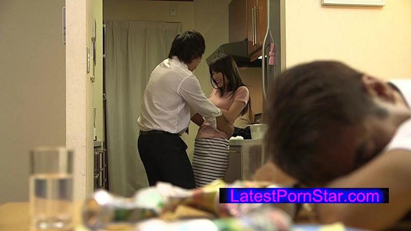 [NTR-026] そんな妻でも愛してる… 妻を同僚に寝取られて… かすみ果穂