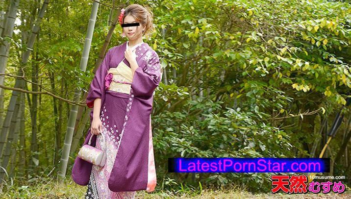 天然むすめ 010816_01 姫始めは撮影で綺麗に撮って欲しいから 川上理沙