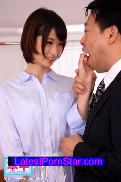 [HND-247] 新人*専属!インテリ系大学に通う現役女子大生がAVデビュー 板野ユイカ
