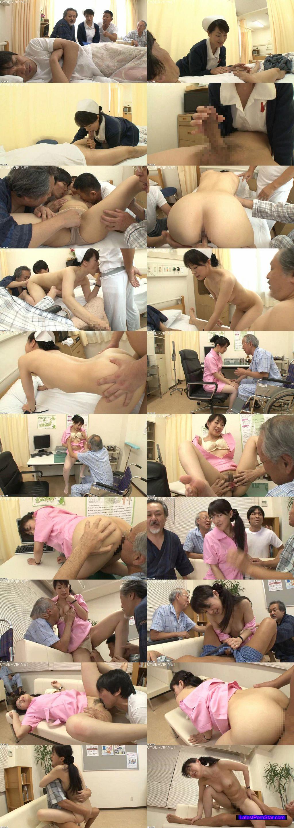 [MESU-26] 麗しのナース母 わびしい中年病棟のやさしい性処理天使 篠宮千明