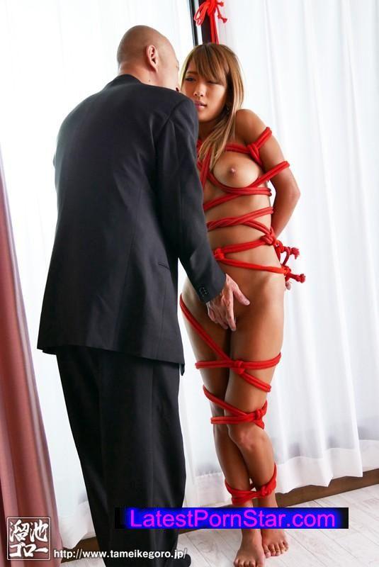 [MEYD-108] あなたが仕事で留守の間、私はご主人様に緊縛調教されています… AIKA