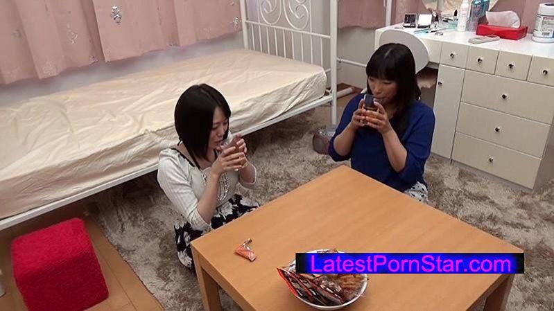 [NANX-067] 三喜本のぞみの爆乳レズナンパ!街ゆく素人娘を喰い比べ!!
