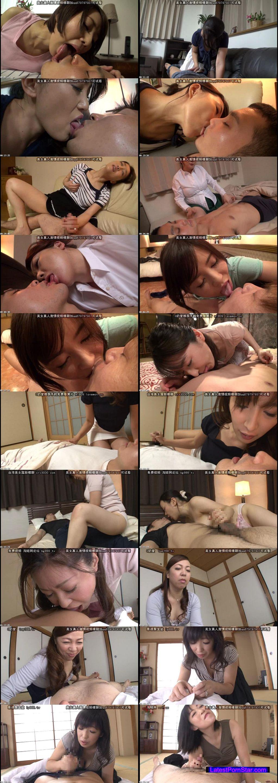 [ONGP-051] 母さんの手コキでベロちゅー