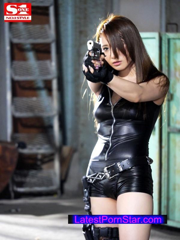 [SNIS-589] 秘密捜査官の女 プライドを白濁汁で汚された巨乳エージェント 園田みおん