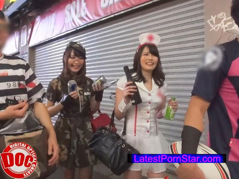 [ULT-087] ハロウィンナンパ2015in渋谷 〜浮かれたシロウト娘大収穫祭〜