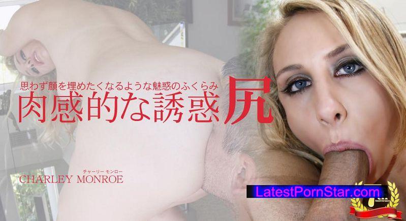 金8天国 Kin8tengoku 1425 肉体的な誘惑尻 思わず顔を埋めたくなるような誘惑のふくらみ CHARLEY MONROE / チャーリー モンロー