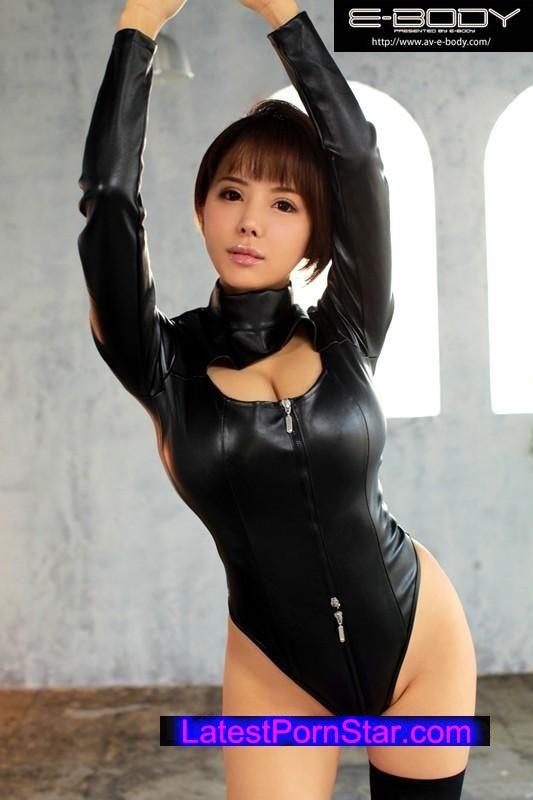 [EBOD-494] 元海外モデルの爆乳Iカップ堪能 ボン!キュッ!ボンデージ! 佐々木エリー