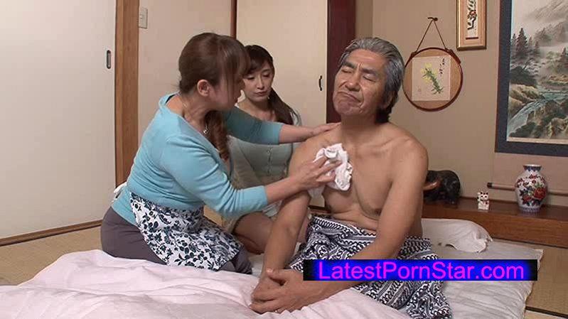 [IENE-649] 松井優子 中出し禁断介護