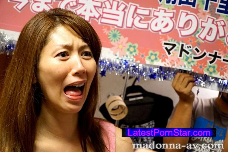 [JUX-799] AV完全引退作品 翔田千里、やれんのか?NG出したら即撮り直し!<引退>にして<限界>に挑戦する2時間ノンストップドラマ三本番!!