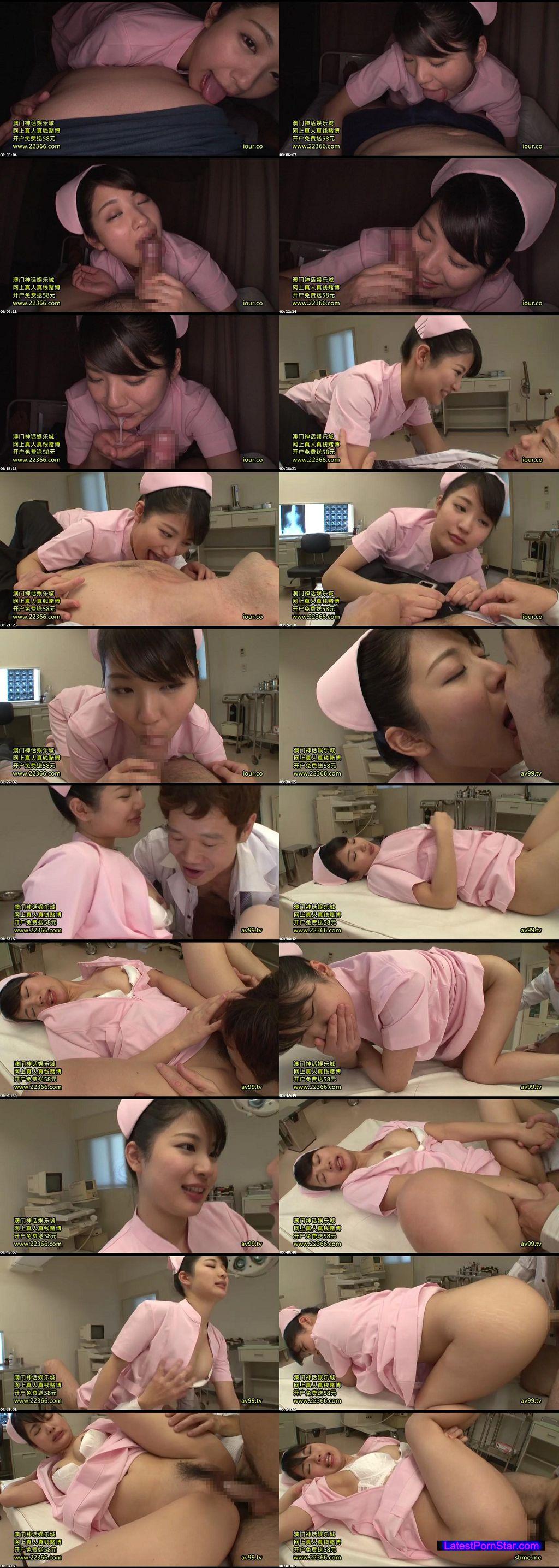 [LID-022] 現役看護婦 Love affair 水谷あおい