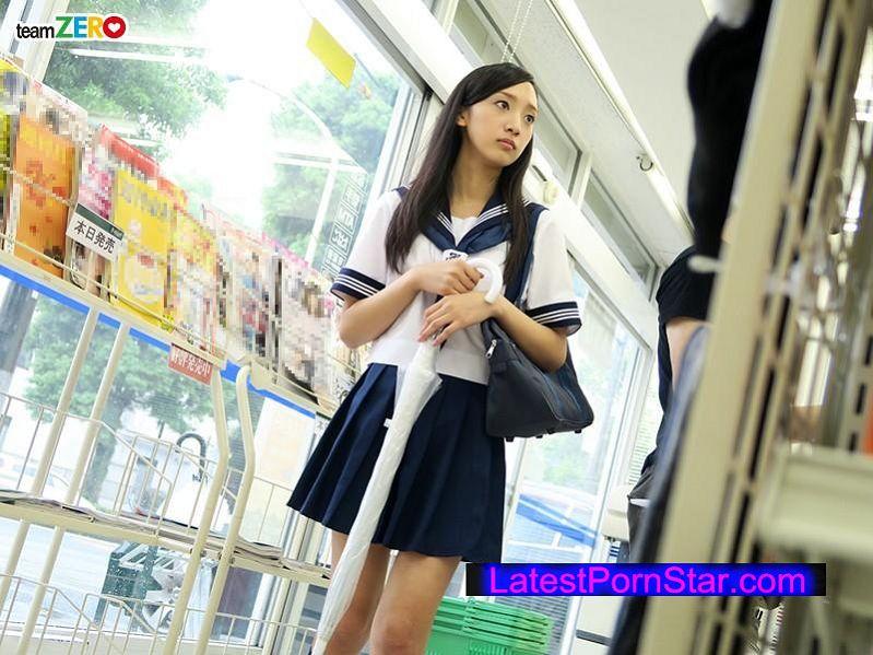 [TEAM-079] 万引きの代償に性裁を下される女子校生 辻本杏