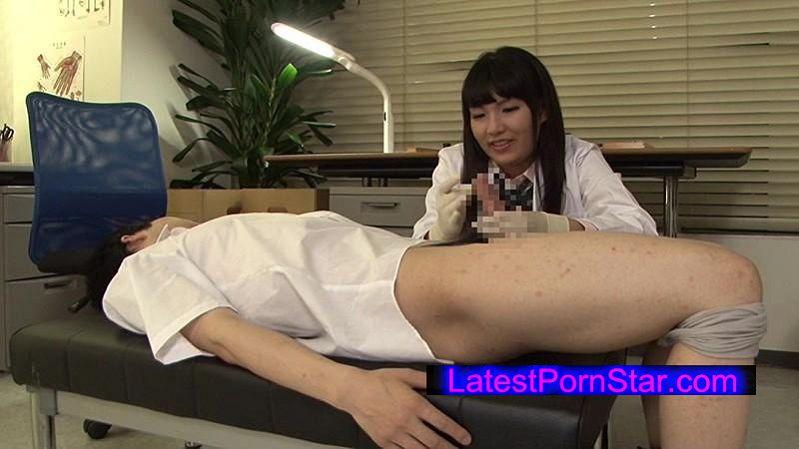 [NFDM-431] 理系女が精子の研究の為に男にオシッコをたくさん飲ませて無理矢理射精させる