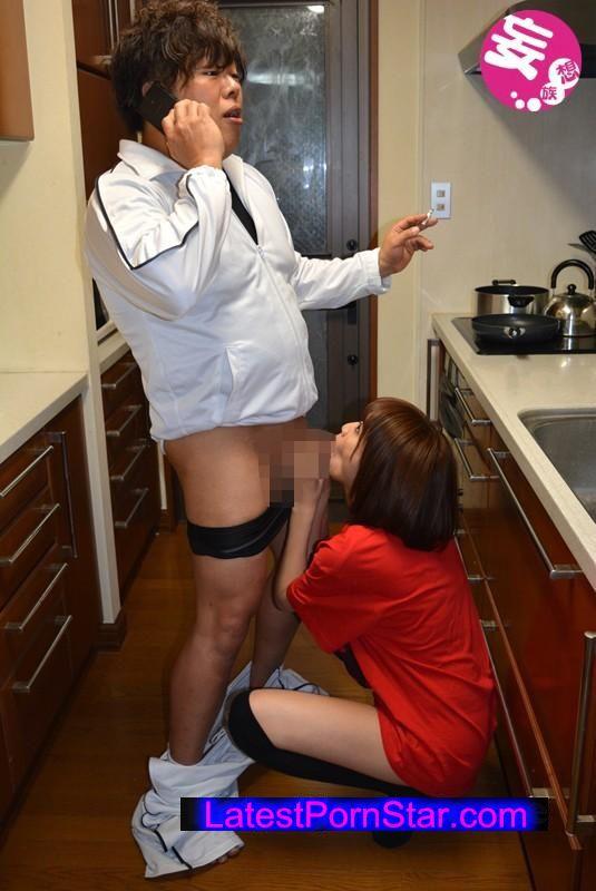 [NKKD-008] 胸糞注意 短期留学でホームステイ中の彼女とラブラブでいたのですが先日たまたま地元のDQN武丸先輩にその事がバレてしまい今度お前の彼女貸せやと言われて仕方無くDQNの溜まり場にハーフの彼女を連れて行った時の話です サリー