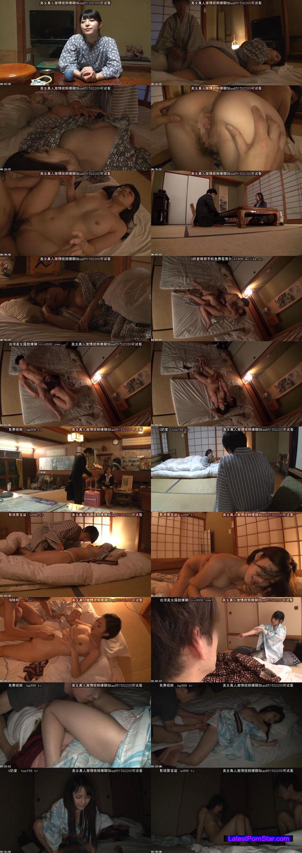 [SCOP-369] 出張先の旅館の手違いで同僚と相部屋になってしまった。寝ようと思ったら爆睡している同僚のオッパイがポロリ。あなたなら夜這いスル?シナイ?