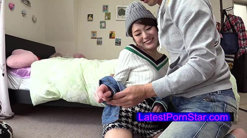 [FSET-618] 乳首を触るだけで痙攣が止まらない敏感体質の胸ぺったん少女 AVDebut 柴咲りいな