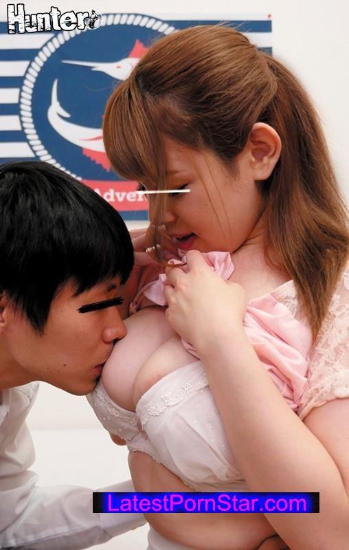 [HUNTA-137] 「ダメです!気持ちよくて抜くタイミングが分かりません!」スタイル抜群の巨乳美人家庭教師に抜かずの4連続中出し!!