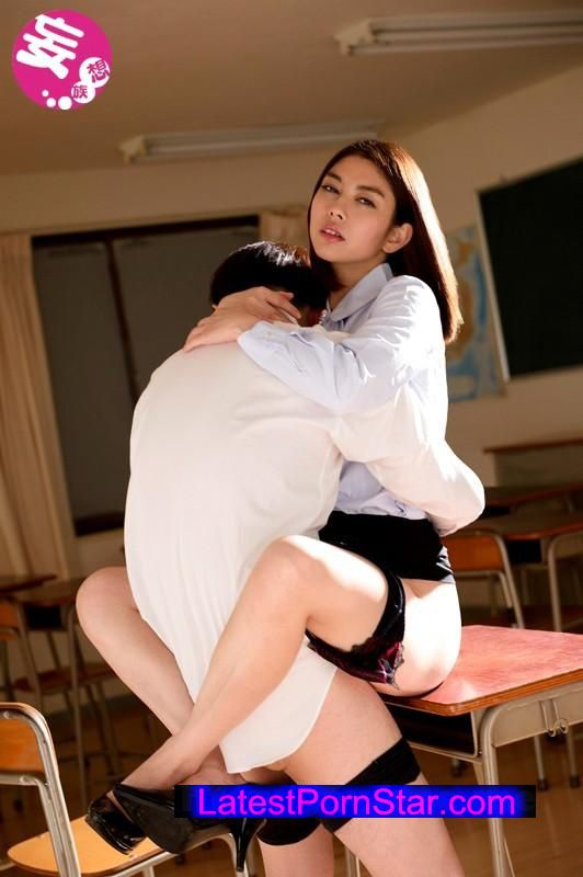 [MUML-009] 今日、先生ん家の旦那さん帰ってこないんだよなぁ 夫の留守に若い生徒の精子を欲しがる人妻教師の強制中出し 卯水咲流