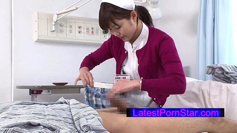 [SDDE-440] 精液採取専門 爆吸引・丸呑み のどじゃくり病棟