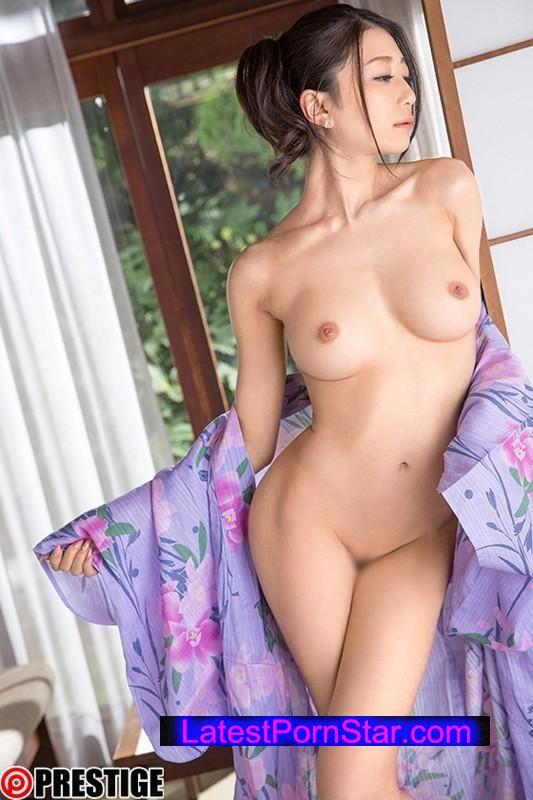 [SGA-050] 「男根にまたがり自ら腰を振り乱す8頭身人妻」真琴りょう 33歳 中出し不倫温泉