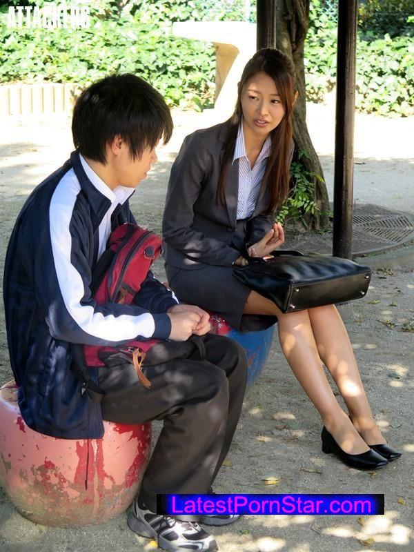 [SHKD-680] 生徒に輪姦された女教師 夏目彩春
