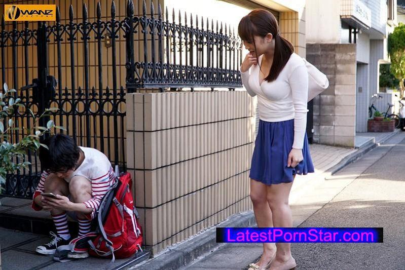 [WANZ-488] 娘のお友達と子供を作るので私、母親辞めます。 倉多まお